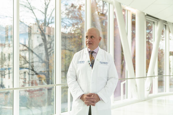Dr. Jonathan Sevransky, a critical care specialist at Emory, and colleagues at Emory, Johns Hopkins and Vanderbilt, organized a clinical trial to quickly assess a promising treatment for sepsis.