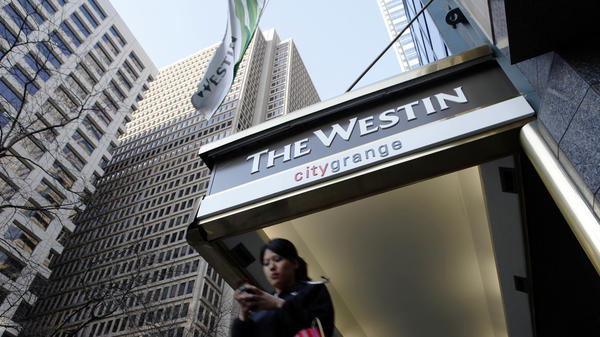Marriott said that for as many as 500 million guests of its Starwood network, which includes Westin hotels like this one in Philadelphia, the compromised data includes dates of birth and passport numbers.