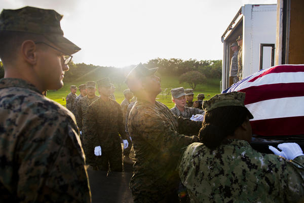 The plan is to disinter more than 650 sets of unidentified Korean War remains at National Memorial Cemetery of the Pacific in Honolulu, Hawaii. This represents nearly 10 percent of those still missing from the war.
