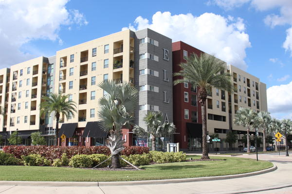 The Ella at Encore, one of the Tampa Housing Authority's newer senior developments, has over 1,400 people waiting and only has 160 units.