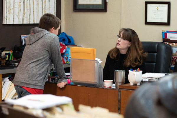 Tricia Willyard, an educator who lives in Ketchum, struggled with her decision to retain her son in first grade, which school officials recommended. She later moved him to a different school, and he is doing well.
