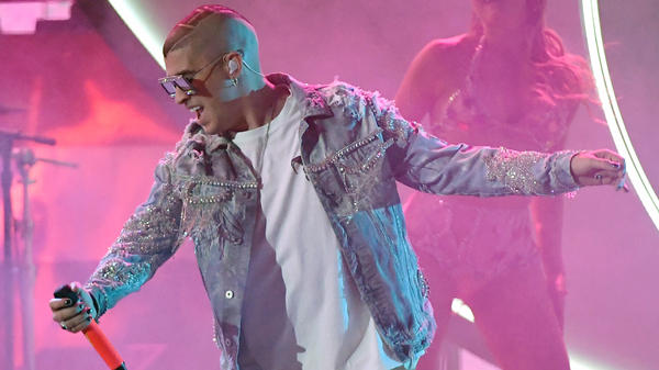 This week's playlist features music by Bad Bunny.