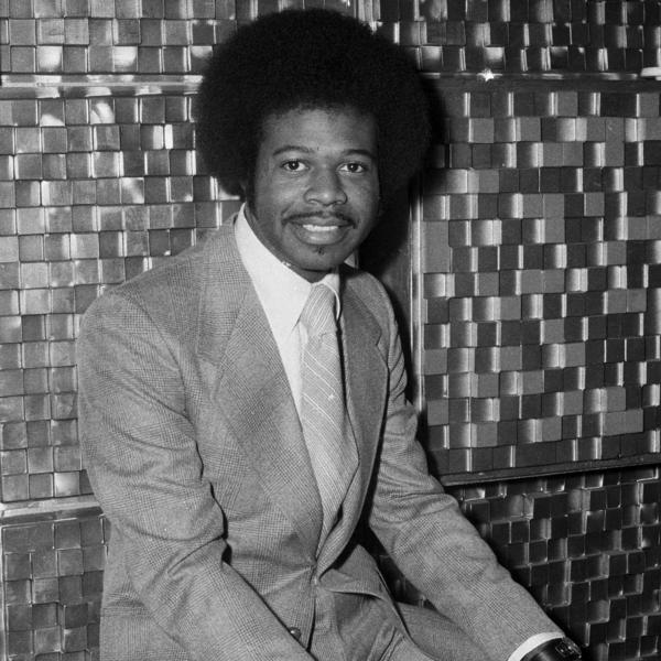 Edwin Hawkins in London in 1970.