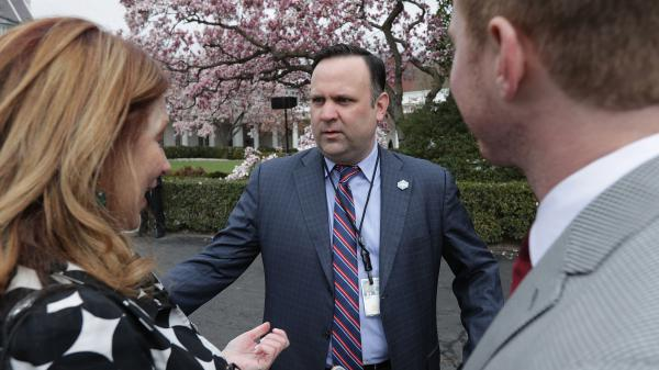 "White House social media director Dan Scavino is called ""the man behind the mission — the mission of this president to communicate directly with America."""