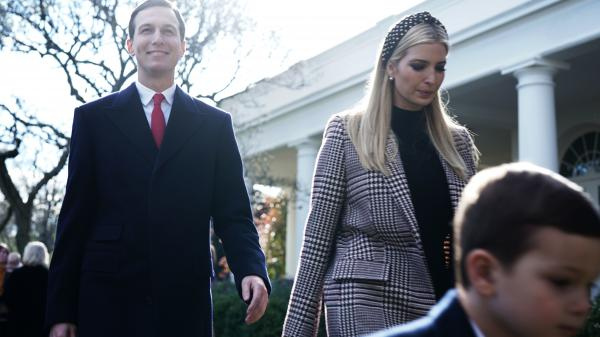 There had been speculation that Trump son-in-law Jared Kushner and Trump daughter Ivanka Trump might give up on Washington, but now insiders are saying they are in it for the long haul.