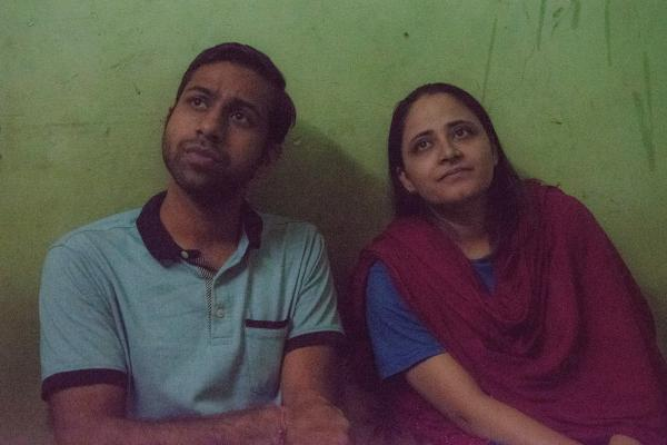 Newlyweds Saumil and Zarina Shah stayed at a safe house in New Delhi run by the Love Commandos, a group that rescues interfaith and inter-caste couples from potential violence and helps them hide from their families.