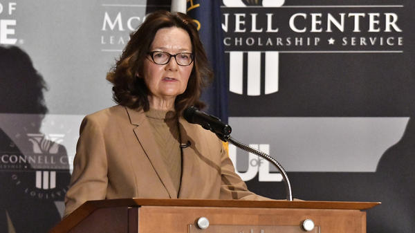 CIA Director Gina Haspel, speaking at the University of Louisville in September, says she wants to send more undercover officers overseas. Many in the intelligence world says this has become more challenging in an era of universal surveillance.