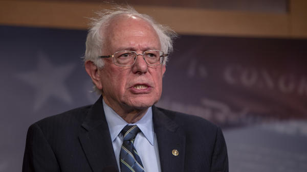 Sen. Bernie Sanders, I-Vt., offered an apology on Wednesday after allegations were made public of sexual harassment and discrimination on his 2016 campaign.