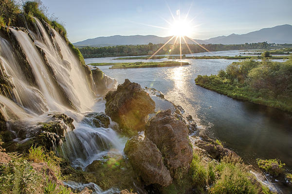 The South Fork River near Henry's Fork in Idaho is one area that was protected through the Land, Water and Conservation Fund.