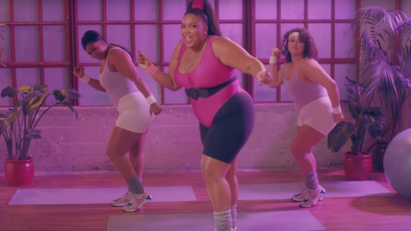 "Lizzo's ""Juice"" is out today."