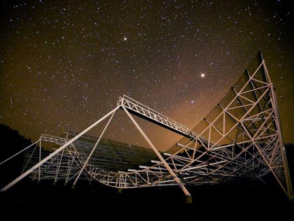 CHIME Pathfinder prototype radio telescope