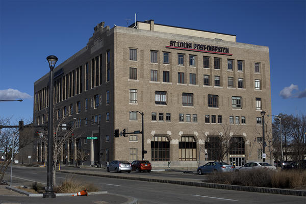 The Post-Dispatch headquarters has been on North Tucker Avenue in downtown St. Louis for decades.