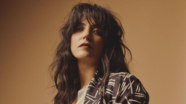 """They're still love songs. They're still melodically driven,"" Sharon Van Etten says. ""I just feel like I sing with a different kind of force."""