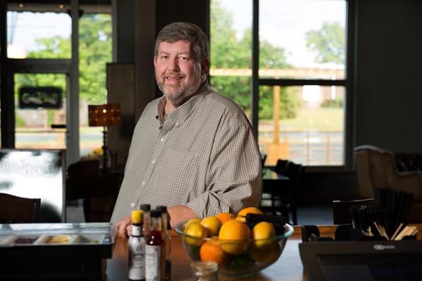 """""""It feels like confessing a crime,"""" Tommy Tomlinson says about revealing his weight in his new book, <em>The Elephant in the Room: One Fat Man's Quest to Get Smaller in a Growing America</em>."""