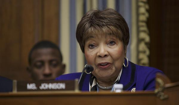 Rep. Eddie Bernice Johnson at a hearing in December 2015.