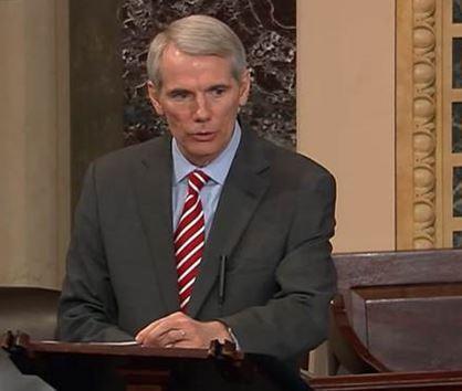 Republican Senator Rob Portman of Cincinnati is proposing a bill that would end the possibility of a government shutdown in the future.