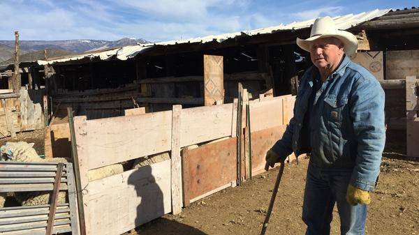 Stanton Gleave considers himself to be a dying breed in the rural West, where cattle and sheep ranching was once a primary focus of federal rangelands.