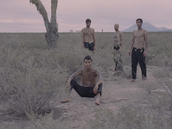 "La Vida Boheme's latest album is <em>La Lucha</em> — or, ""the struggle."""