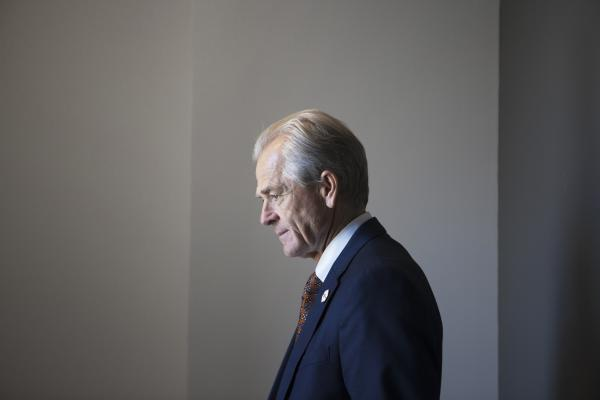 """National Trade Council Director Peter Navarro says the U.S. needs to unwind """"bad"""" trade agreements and strike new ones that would prevent such practices. He says the administration is off to a good start."""