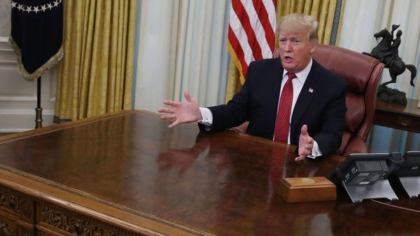 President Trump will give his second State of the Union address next Tuesday, Feb. 5, at the Capitol.