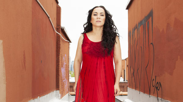 Vocalist Claudia Acuña releases a new album this week.