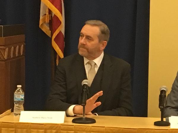 Ohio Attorney General Dave Yost (Republican)