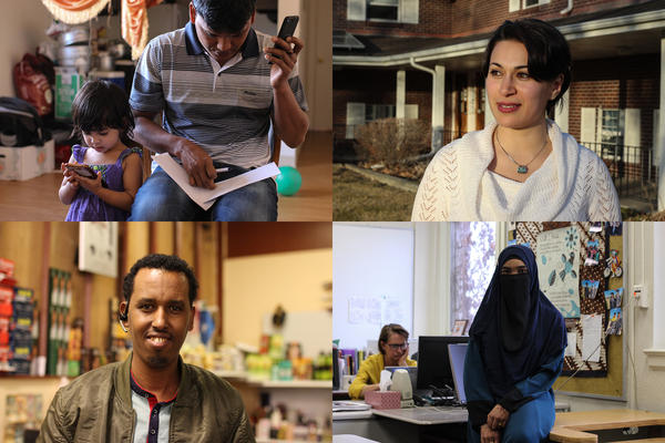 This week, KUNC is sharing stories from refugees in Colorado, from their impact on the communities they live in to what it's like adjusting to a new culture.