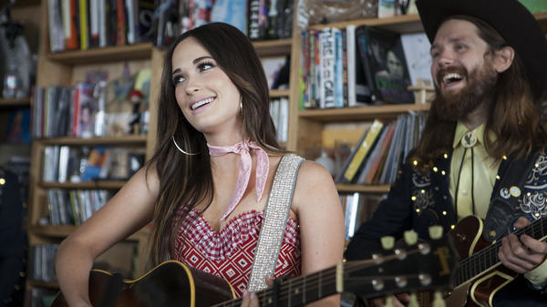 Kacey Musgraves made a point of showcasing her gentler side during her 2015 Tiny Desk Concert, but as it so often does, rowdiness prevailed in the end.