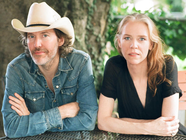 """David Rawlings and Gillian Welch wrote """"When A Cowboy Trades His Spurs For Wings"""" for the Joel and Ethan Cohen Film <em>The Ballad of Buster Scruggs.</em>"""