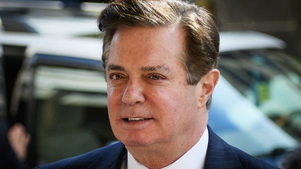 Paul Manafort arrives for a hearing at U.S. District Court on June 15, 2018, in Washington, D.C. A judge said Wednesday he intentionally lied to the special counsel's office.