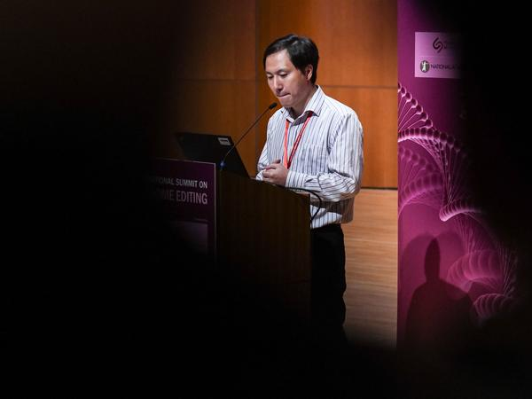 Scientists around the world criticized Chinese researcher He Jiankui's experimental editing of DNA in embryos that became twin girls.