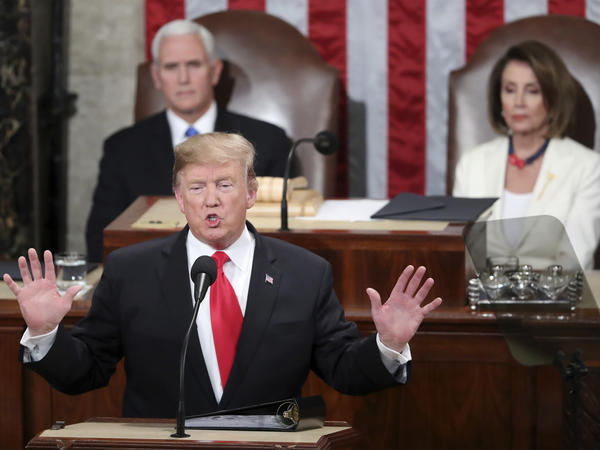 During his State of the Union speech this month, President Trump reiterated his call for funding of a wall to block unauthorized migration across the Southern border.
