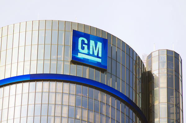 General Motors Headquarters in Detroit. GM announced in 2018 that it planned to close its Lordstown manufacturing plant.