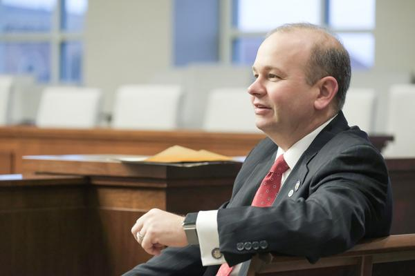 State Sen. Andrew Brenner (R-Powell)