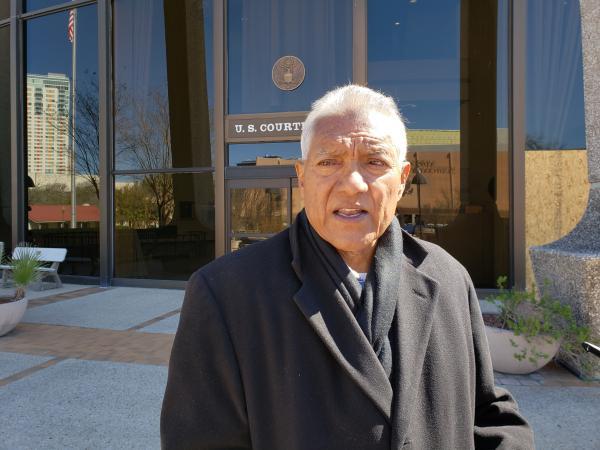 LULAC attorney Luis Vera Jr.
