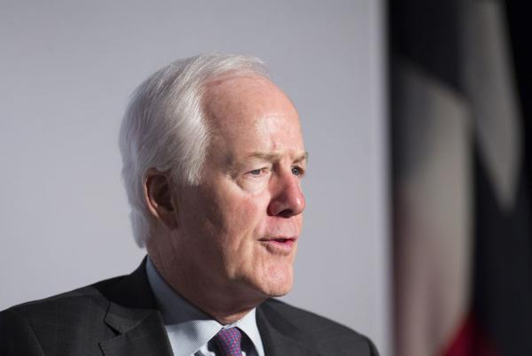 President Donald Trump's endorsement is the latest sign that Republicans are taking U.S. Sen. John Cornyn's bid for re-election seriously.