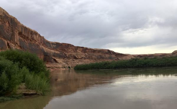 """The Natural Resources Act designates sections of the Green River as """"wild and scenic."""""""