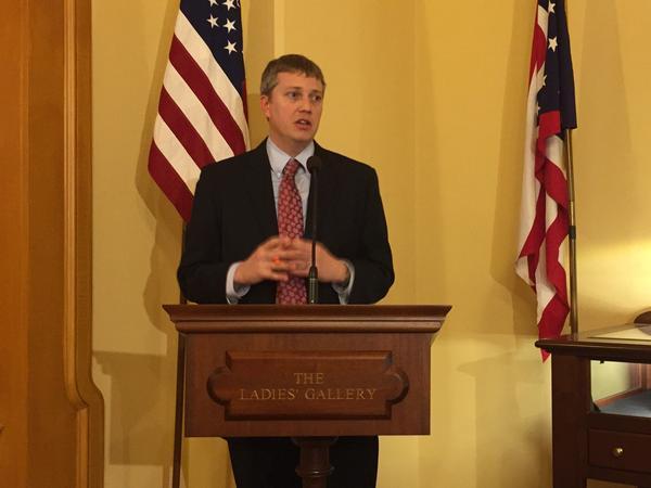 Gavin Devore Leonard, One Ohio Now state director