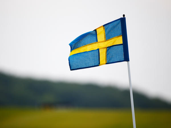 The Swedish flag. On Tuesday evening, Swedish law enforcement arrested an individual suspected of gathering intelligence for Russia.