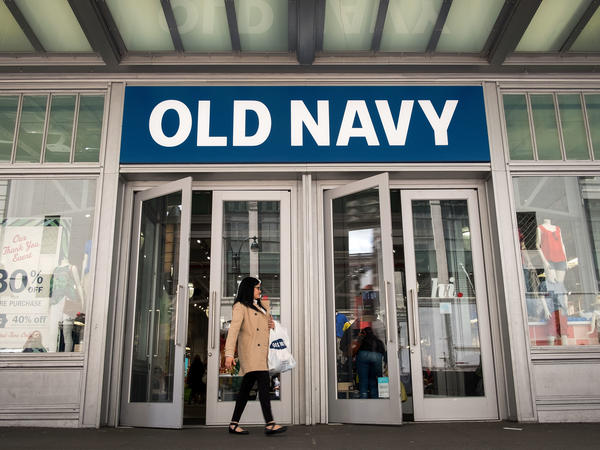 Gap Inc. said Old Navy and the rest of the Gap brands have been attracting different customers and require different strategies.