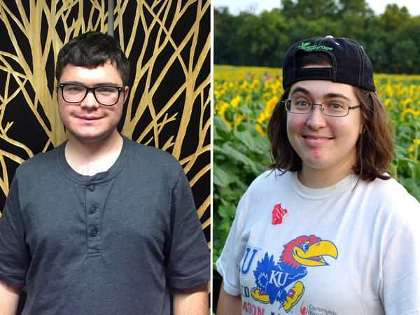 James Carmody has Asperger's syndrome and is a freshman at the State University of New York College of Environmental Science and Forestry. He sat down with Elizabeth Boresow, who graduated from the University of Kansas and also has autism.