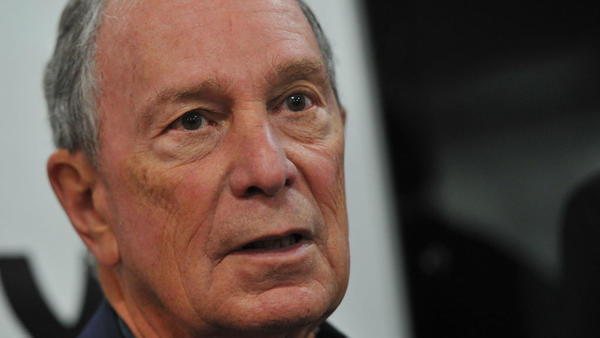 "Former New York City Mayor Michael Bloomberg called President Trump ""a threat to our country"" but warned, ""We cannot allow the primary process to drag the party to an extreme that would diminish our chances in the general election"" and give Trump four more years."