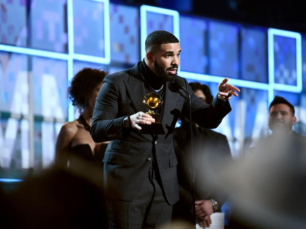 """Drake won the Best Rap Song Grammy for """"God's Plan,"""" which was the No. 1 song in America for 11 weeks in 2018. Speaking to his peers of the award, he said, """"You don't need this."""""""