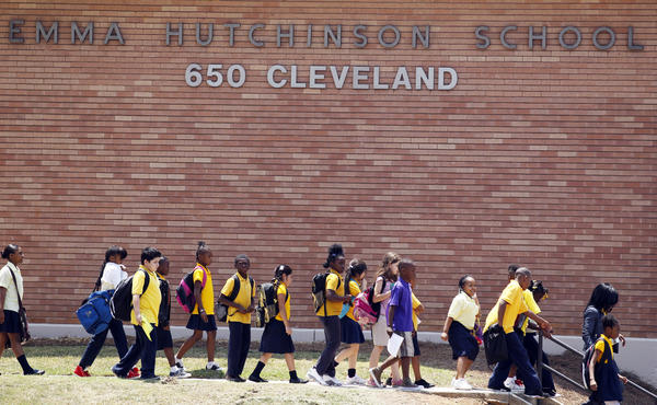 In 2011, Emma Hutchinson School was one of the Atlanta Public Schools identified by a state government report as part of a widespread cheating scandal.