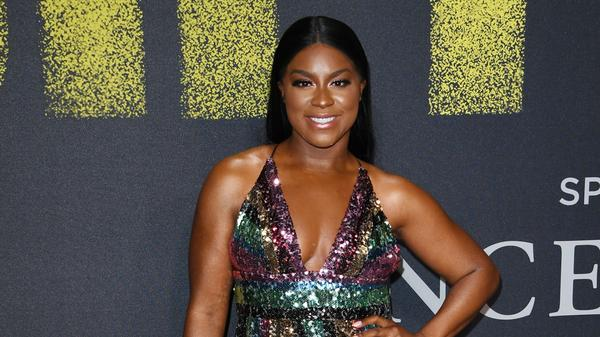 Ester Dean arrives for the premiere of <em>Pitch Perfect 3 </em>in Hollywood, Calif. in 2017. Dean's songs give you a three-minute escape from the daily grind.