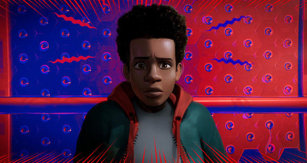 Miles Morales became the first non-white Spider-Man to hit the big screen last year in <em>Spider-Man: Into The Spider-Verse.</em>