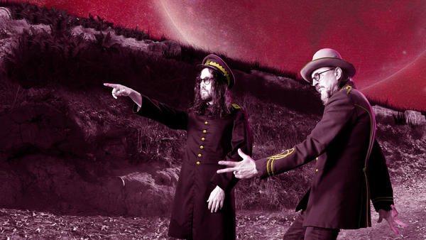 The Claypool Lennon Delirium's <em>South of Reality</em> is out now.