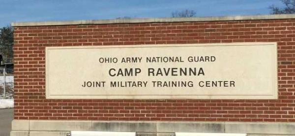 Camp Ravenna, now known as Camp James A. Garfield Joint Military Training Center, is slated to receive $7.4 million for an Automated Multipurpose Machine Gun Range.