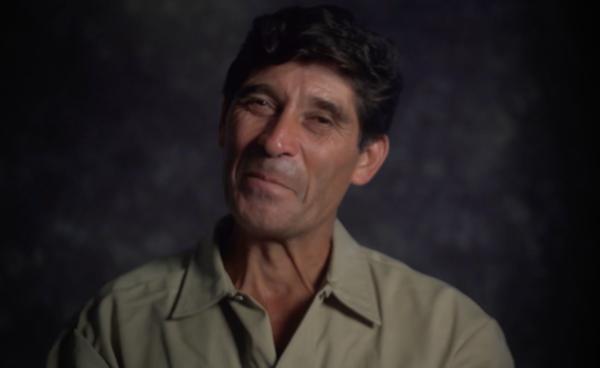 """Claudio Rojas in """"The Infiltrators"""""""
