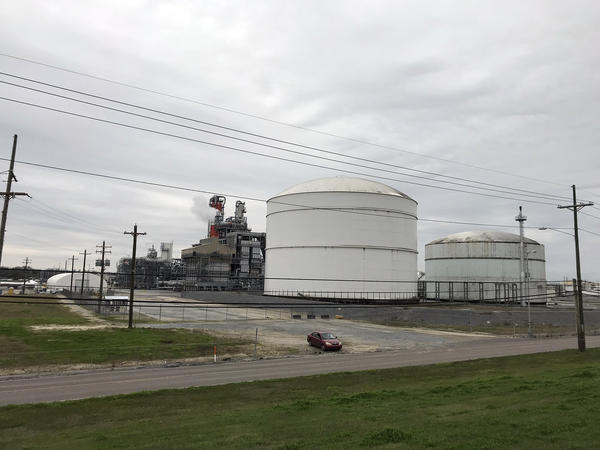 The Cornerstone Chemical Co. plant is located in Waggaman in Jefferson Parish.